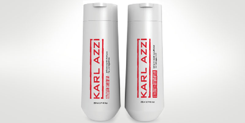 Strenght shampoo+ conditioner