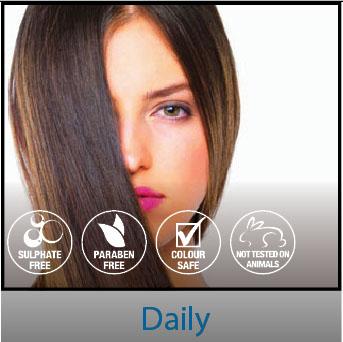 daily shampoo+ conditioner
